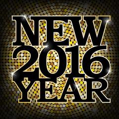 New 2016 Year