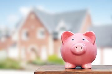 Saving to buy a house