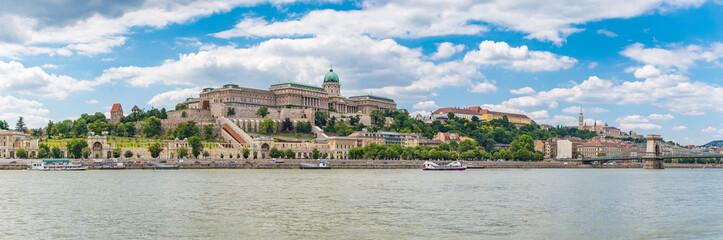 Budapest city skyline panorama - Budapest - Hungary
