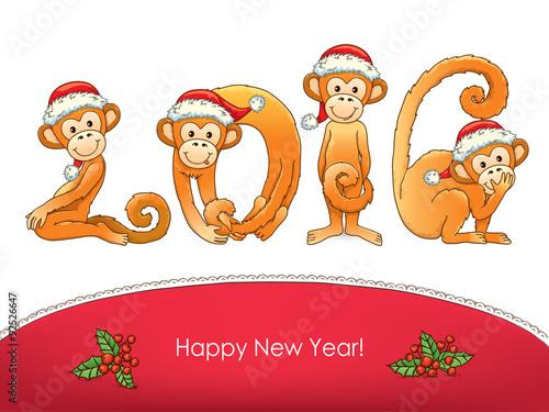 Сценарии нового года для школьников год обезьяны