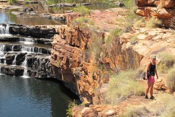 bell gorge, gibb river road, kimberley, west australia