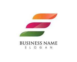 E logo colour