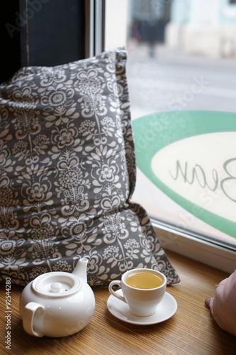 Чай и подушка