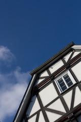 Traditional German architecture. Travel/destination concept