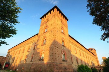 Pavia Castello Visconteo