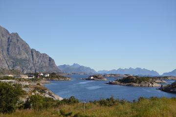 Henningsvaer - Lofoten Islands, Norway