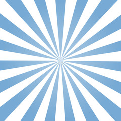 Blue ray retro background stylish illustration