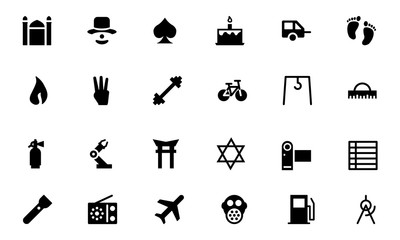 Universal Web and Mobile Vector Icons 13