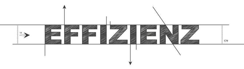 Technische Zeichnung | Effizienz