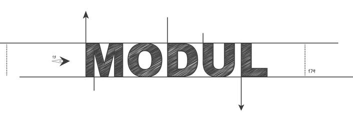 Technische Zeichnung | Modul