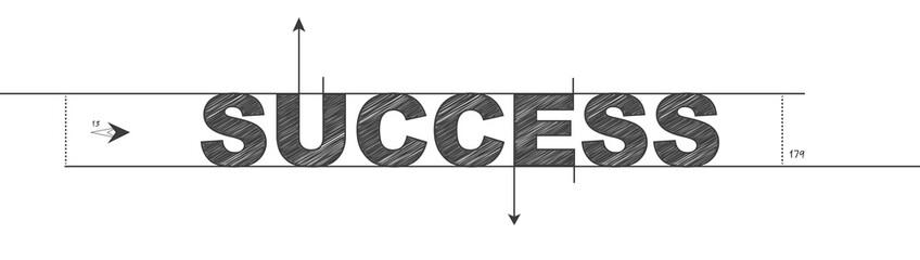 Technische Zeichnung | Success
