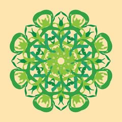 abstract circular pattern Kaleidoscope