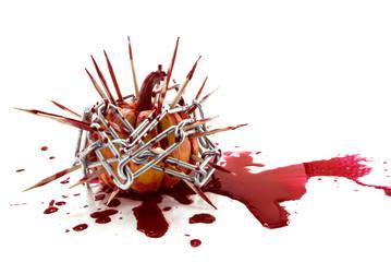 thorn of bloody pumkin