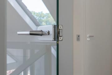 Glastür Türen