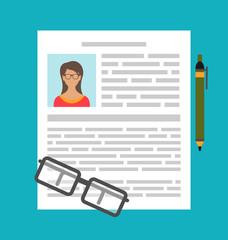 Writing a Business CV Resume