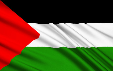 Flag of Palestine - Palestinian Flag