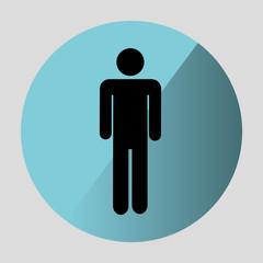 people pictogram symbol