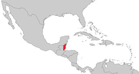 Mittelamerika - Belize