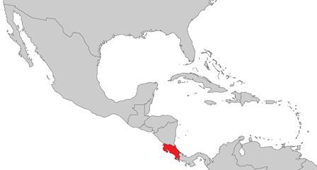Mittelamerika - Costa Rica