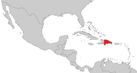 Mittelamerika - Dominikanische Republik
