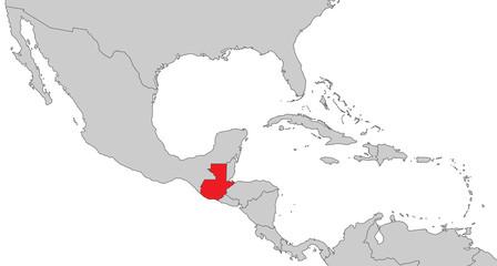 Mittelamerika - Guatemala