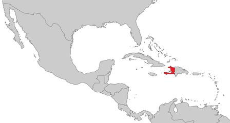 Mittelamerika - Haiti