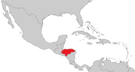 Mittelamerika - Honduras