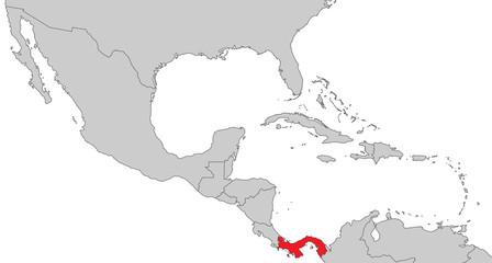 Mittelamerika - Panama