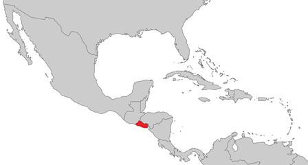 Mittelamerika - Salvador