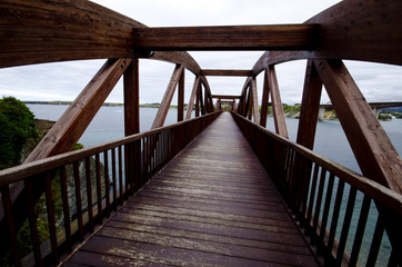 Puente O Cargadeiro en Ribadeo