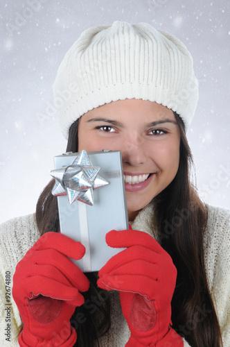Teen girl christmas present