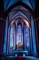 Altar in der Stephanskirche zu Mainz