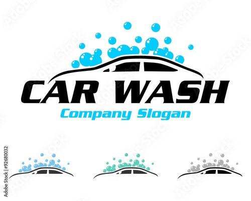 "car washing logo"" stock image and royalty-free vector files on"