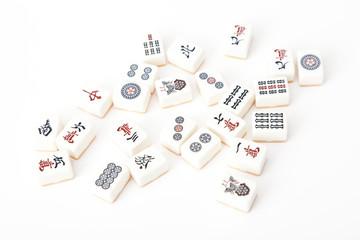 An Image of Mahjong Tile