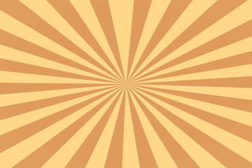 Background of yellow and brown geometric lines