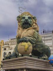 Resultado de imagen de falla leon