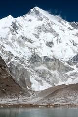 Fototapete - Mt. Cho Oyu, Gokyo, Khumjung, Solu Khumbu, Nepal