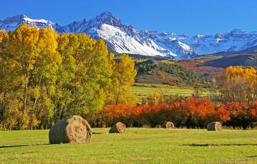 Autumn at Mount Sneffels