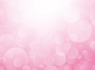 love pink background with bokeh