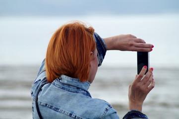 Selfie Handy