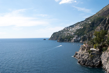 Amalfi Coast peninsula