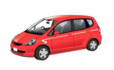 小型自動車