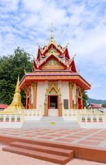 Wat Chayamangkalaram or Thai Buddhist Temple – Penang Malaysia