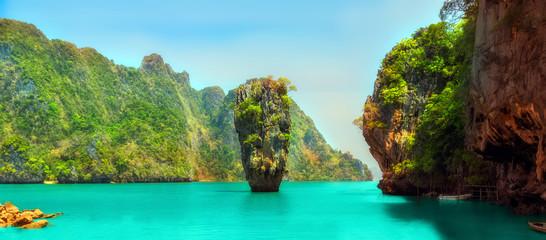 Obraz James Bond island, Thailand - fototapety do salonu