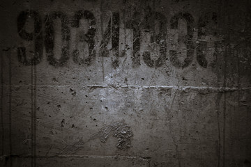 Textured grunge concrete background
