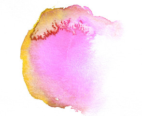 abstract watercolor background design wash