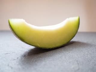 green fresh melon