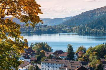 Le tour du lac de Gérardmer