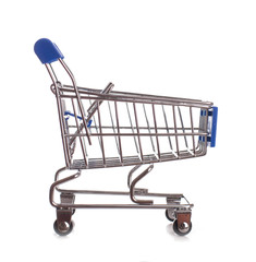Shopping Cart - Stock image