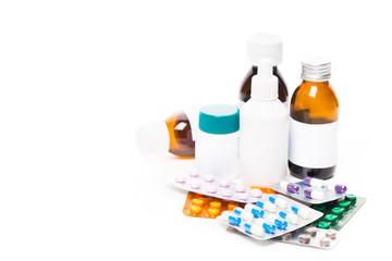 Medicine, drugs, pills